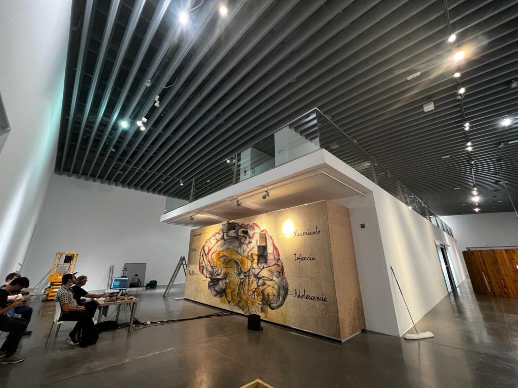 L'EACC estrena temporada amb 'A Pie' i el Museu de Belles Arts inaugura una exposició d'artistes del grup El Paso