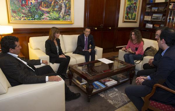 La Diputación destina 5.000€ a promover el emprendedurismo en Vila-real a través de la Fundación Globalis